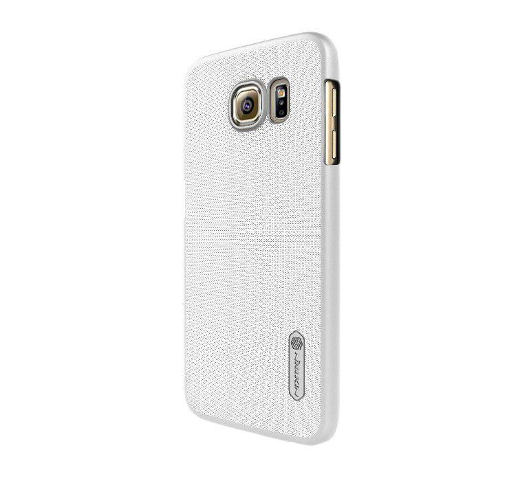 Ốp lưng Galaxy S6 hiệu Nillkin màu trắng