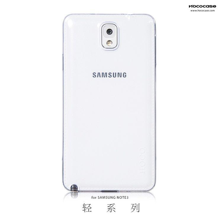 Ốp lưng Silicon hiệu hoco cho Samsung Galaxy Note 3