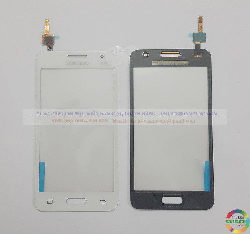 Cảm ứng Samsung Galaxy Core 2 G355 với 2 màu đen và trắng