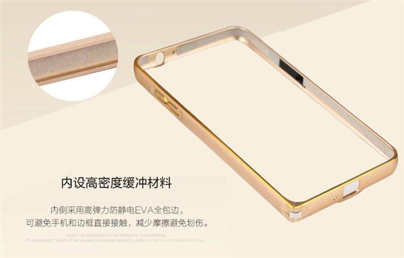 ốp viền Galaxy A7 bo tròn chỉ vàng