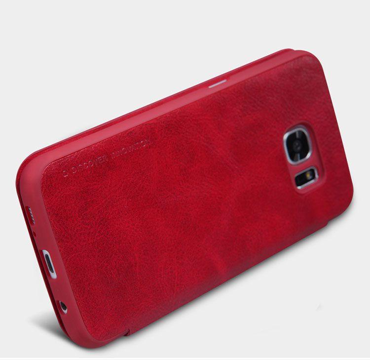 Bao da Galaxy S7 Edge Nillkin Qin