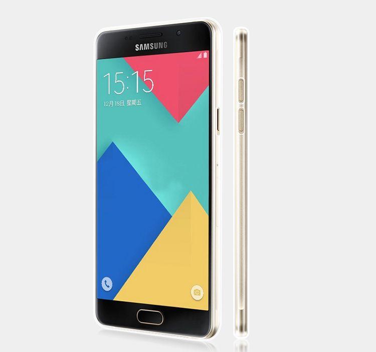 Ốp lưng Silicon Galaxy A7 2016 hiệu Hoco