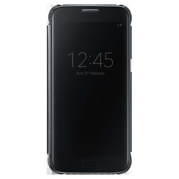 Bao da Clear View Galaxy S7 chính hãng