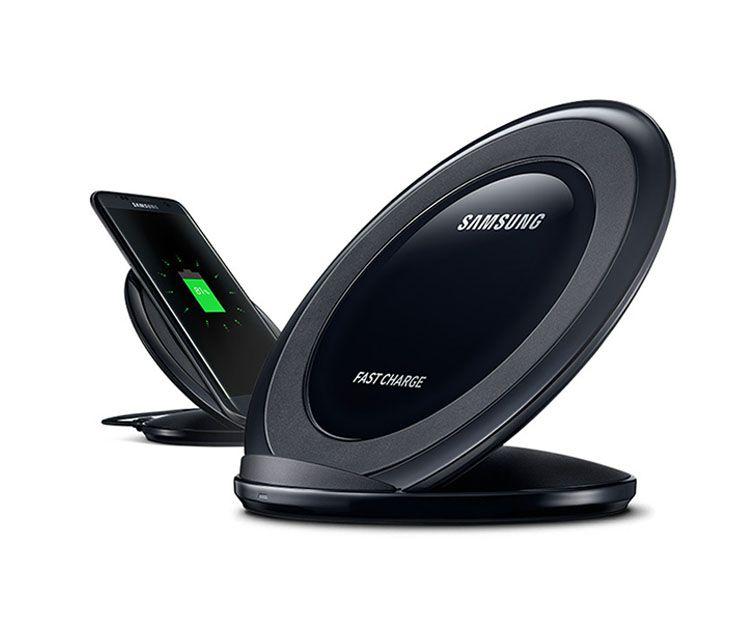 Đế sạc nhanh không dây Galaxy S7 chính hãng Samsung.
