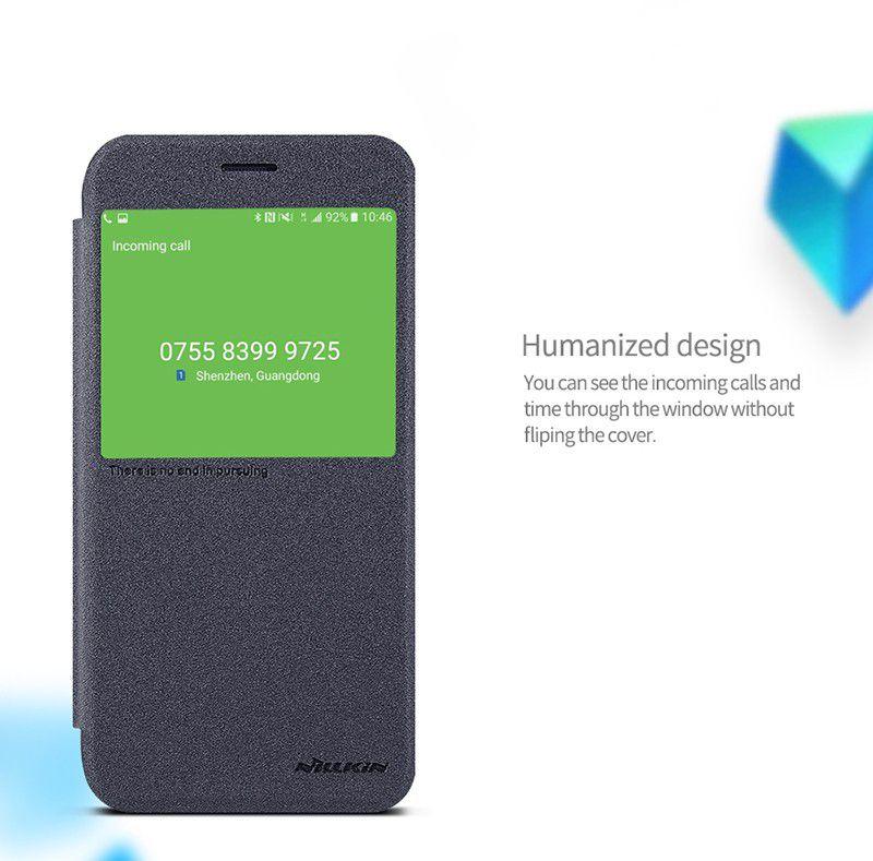 Bao da Galaxy A5 2017 hiệu Nillkin