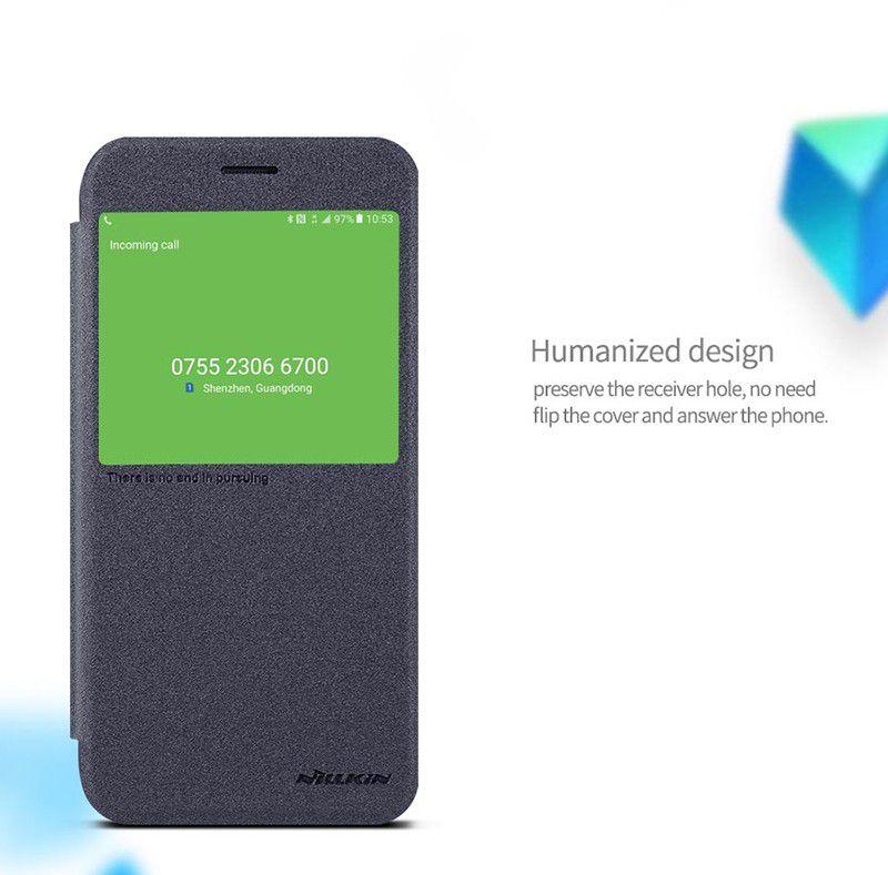 Bao da Galaxy A7 2017 hiệu Nillkin