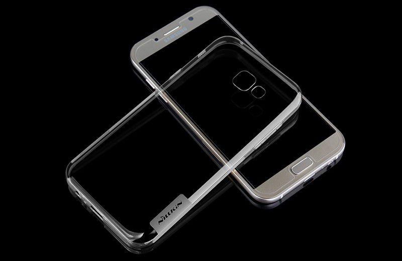 Ốp lưng Silicon Galaxy A5 2017 hiệu Nillkin