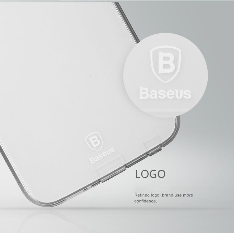 Ốp lưng silicon hiệu Baseus cho Galaxy S6 Edge