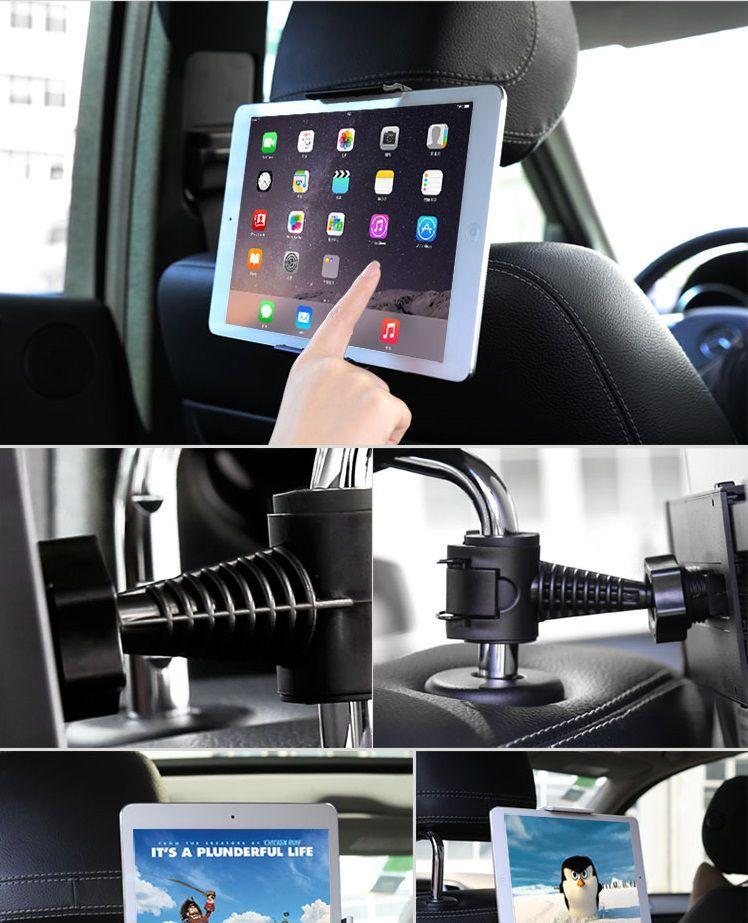Giá đỡ máy tinh bảng ghế sau trên xe ôtô hiệu Baseus