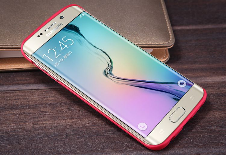 Ốp lưng Samsung Galaxy S6 Edge hiệu Nillkin