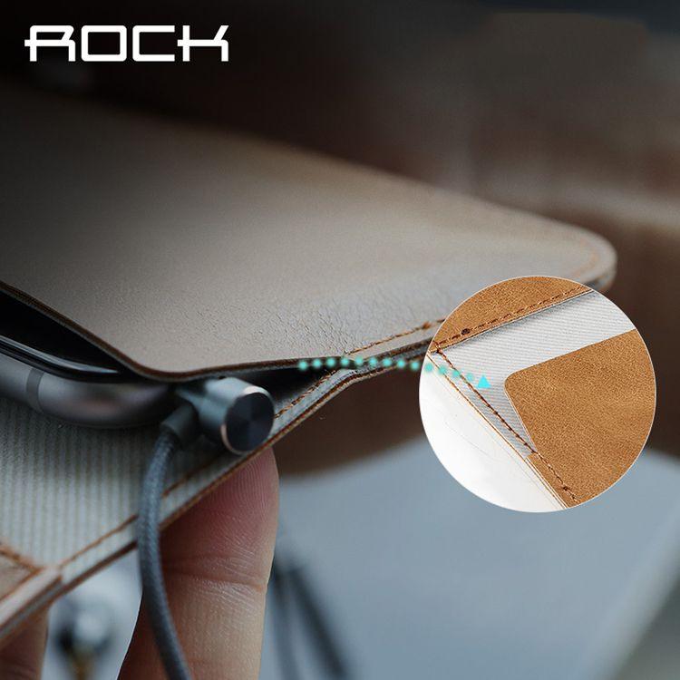 Bao da đa năng dạng ví Galaxy S7 Edge hiệu Rock