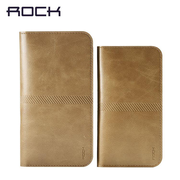 Bao da đa năng dạng ví Galaxy S7 Edge hiệu Rock thiết kế thông dụng cho bạn khi sử dụng.