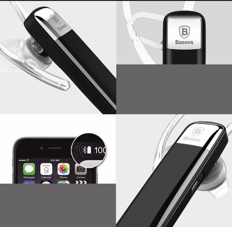 Tai nghe Bluetooth Baseus EB-01
