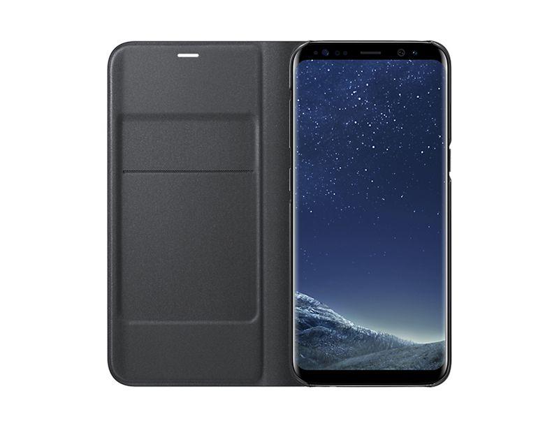 Bao da Clear View Galaxy S8 Plus chính hãng