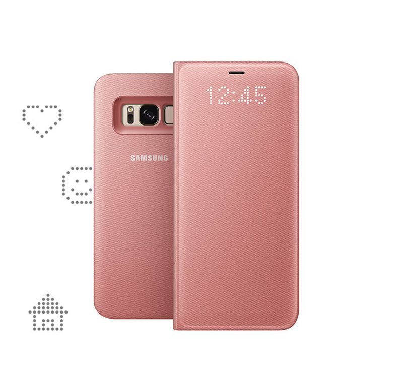 Bao da Led View Galaxy S8 Plus chính hãng
