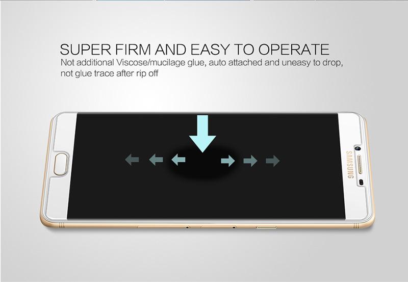 miếng dán kính cường lực Samsung C9 Pro Nillkin H+ Pro