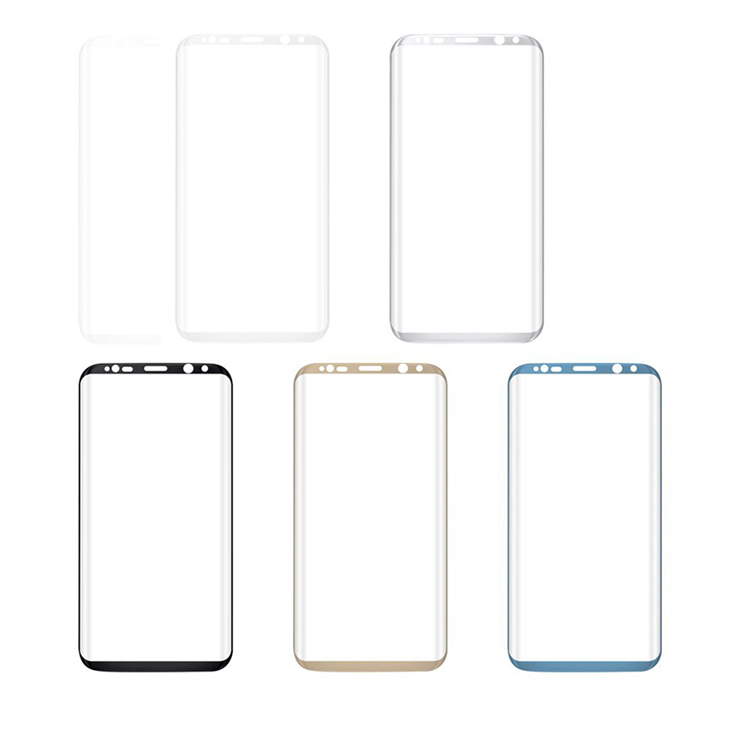 Kính cường màu Samsung S8