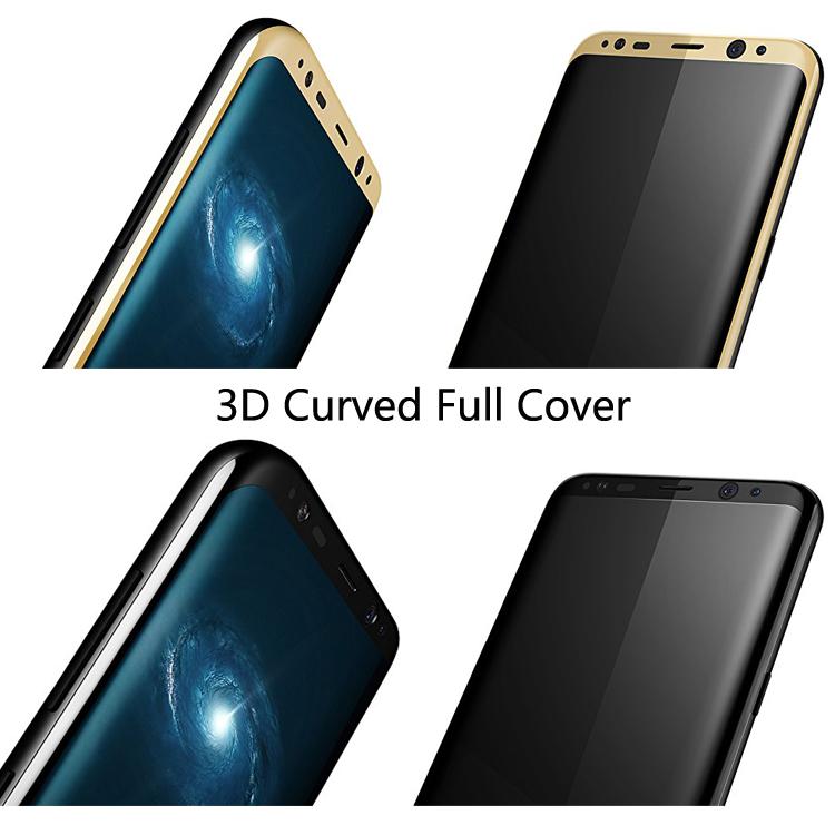 Kính cường lực màu Galaxy S8