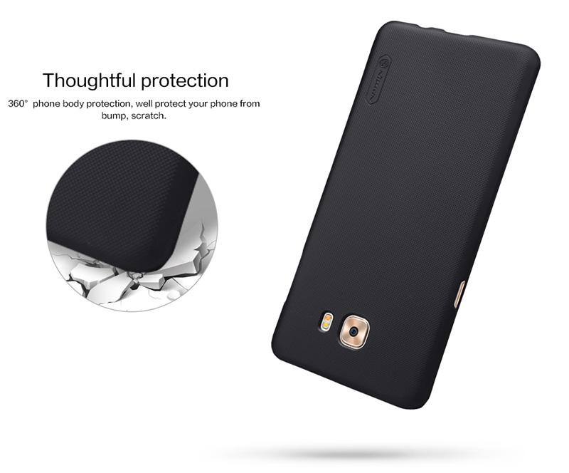 Ốp lưng Galaxy C9 Pro hiệu Nillkin