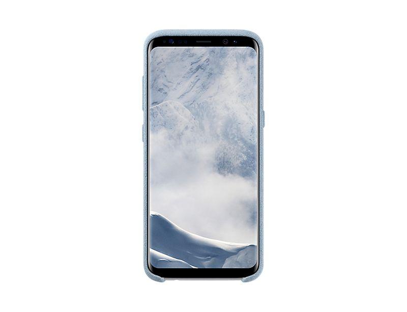 Ốp lưng Alcantara Galaxy S8 chính hãng