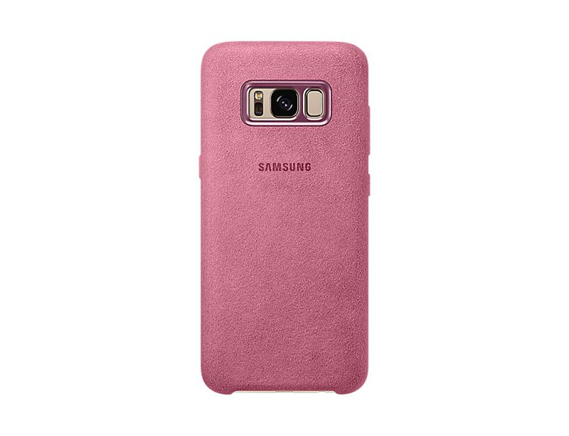 Ốp lưng Alcantara Galaxy S8