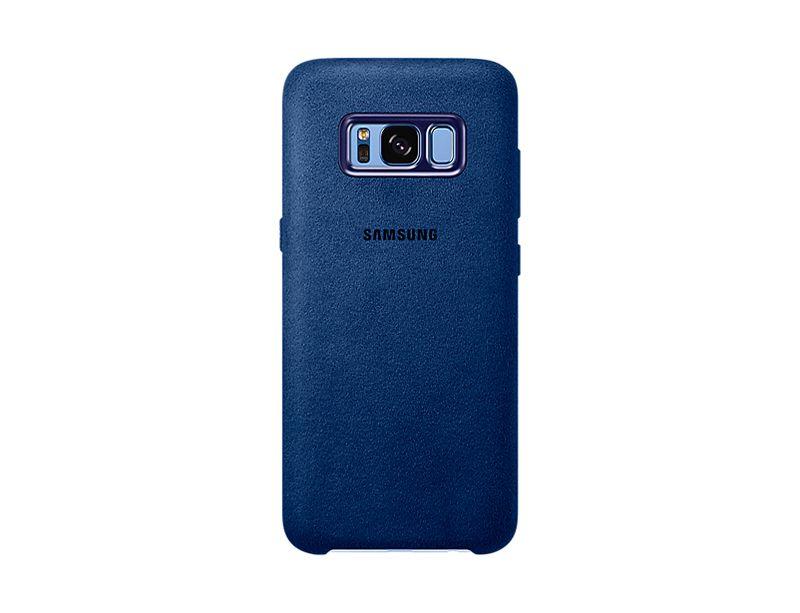 Ốp lưng Alcantara Galaxy S8 Plus chính hãng