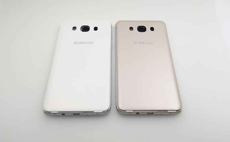 Bộ vỏ Galaxy J5 2016 chính hãng