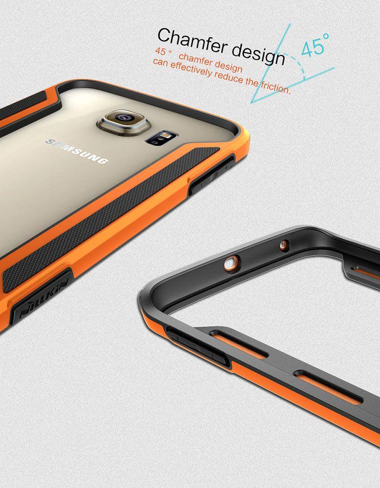 Ốp viền Nillkin Samsusng Galaxy S6 Edge 6