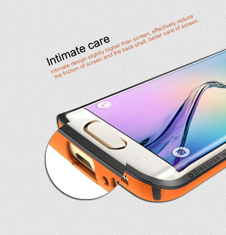 Ốp viền chống sốc Slim Boder Nillkin Samsung Galaxy S6 Edge