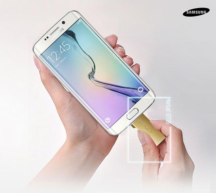 Cable OTG kèm thẻ nhớ kiểu USB 16GB Evo chính hãng Samsung