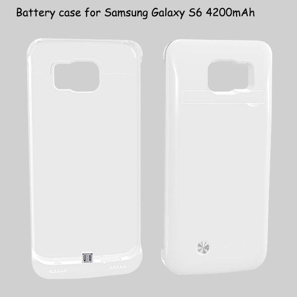 Ốp lưng kiêm sạc dự phòng Samsung S6  chính hãng