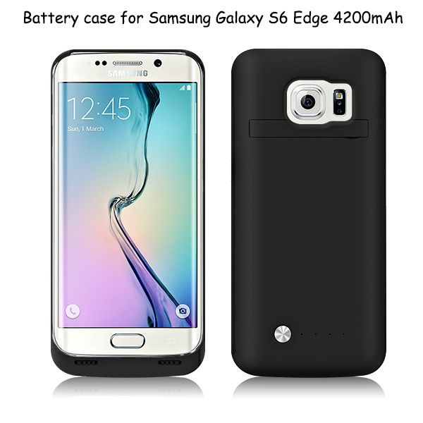 Power Case Samsung Galaxy S6 Edge