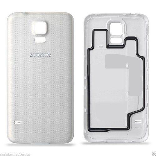 Nắp lưng màu trắng cho Samsung Galaxy S5