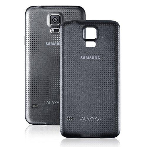 Nắp Pin chính hãng cho Samsung Galaxy S5 màu đen