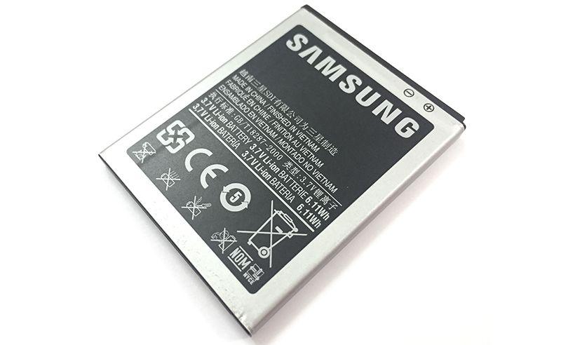 Pin Galaxy S2 được lắp ráp tại Việt Nam