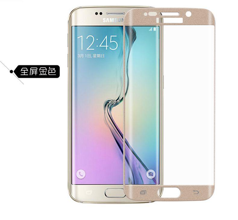 Miếng dán cường lực màu Samsung Galaxy S6 Edge chính hãng