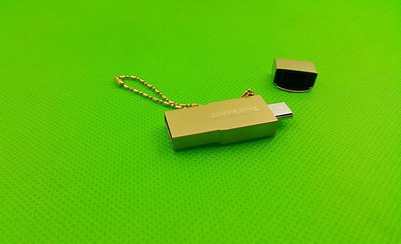 USB OTG kèm thẻ nhớ Samsung 32GB chính hãng