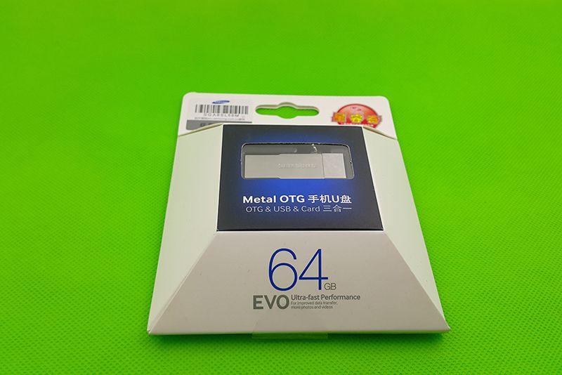 USB OTG Samsung 64GB Evo chính hãng