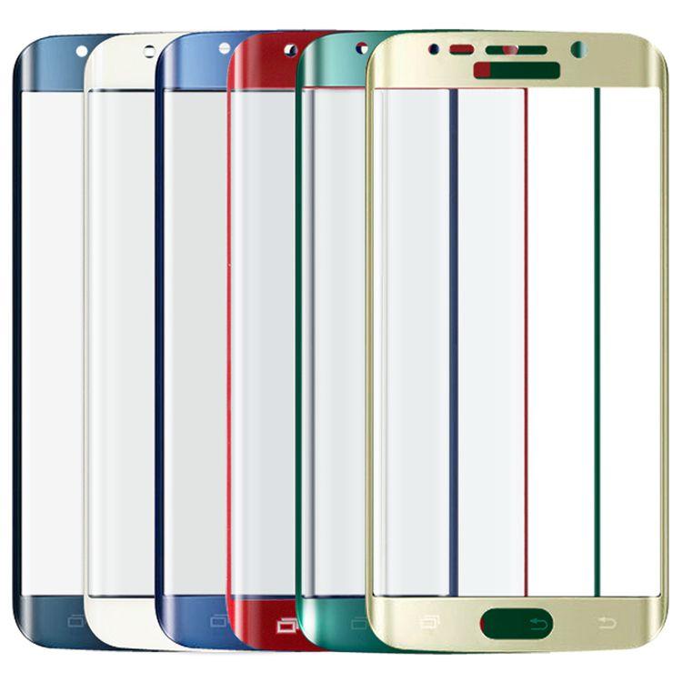 Kính cường lực màu Samsung Galaxy S6 Edge chính hãng
