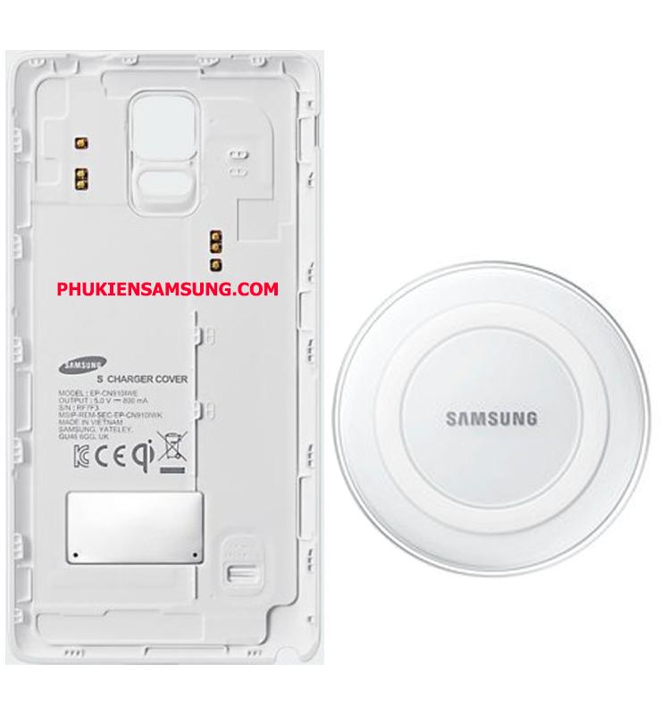Bộ sạc không dây Samsung Galaxy Note 4 chính hãng