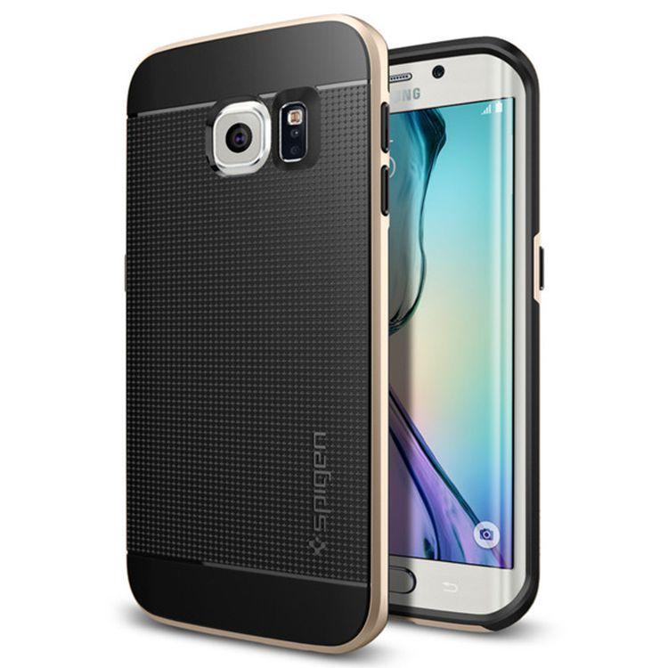 Ốp lưng Samsung Galaxy S6 Edge Spigen Neo Hybrid chính hãng