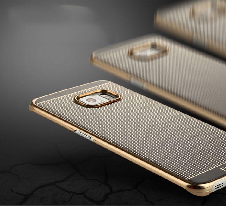 Ốp lưng Samsung Galaxy S6 Edge Plus hiệu Baseus chính hãng