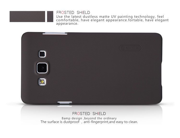 Ốp lưng Samsung J7 hiệu Nillkin chính hãng