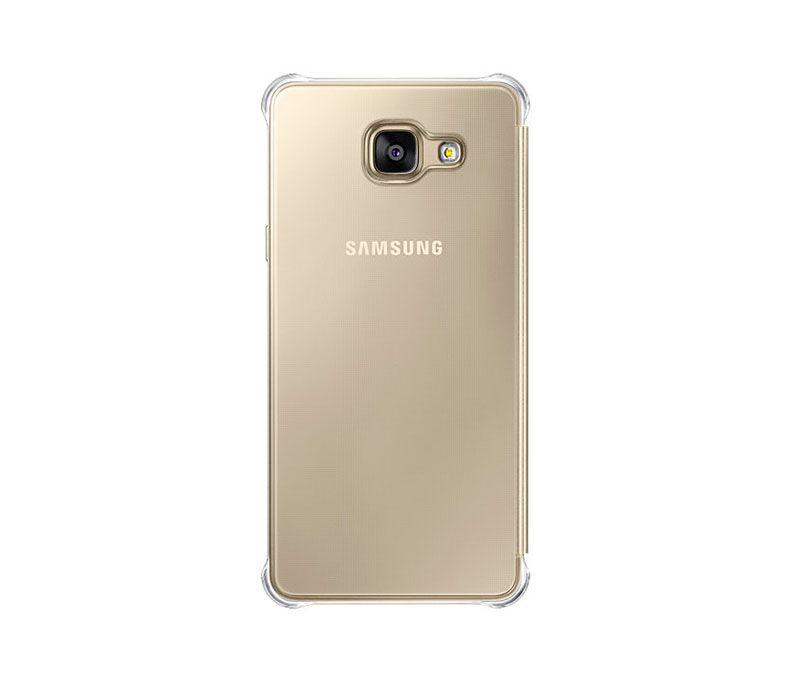 Bao da Clear View Galaxy A9 Pro 2016