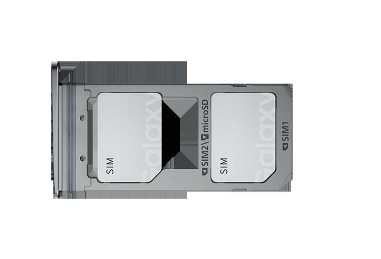 Khay sim Galaxy S7 chính hãng