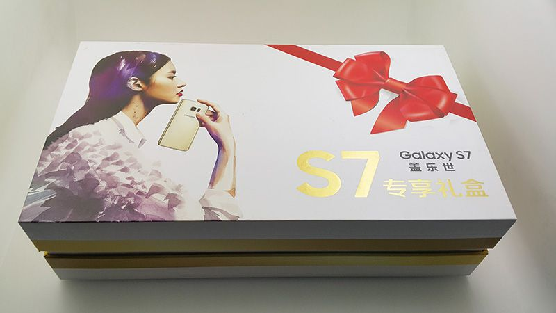 Combo đế sạc nhanh - thẻ nhớ 32GB  Evo - Samsung ring Galaxy S7 Edge