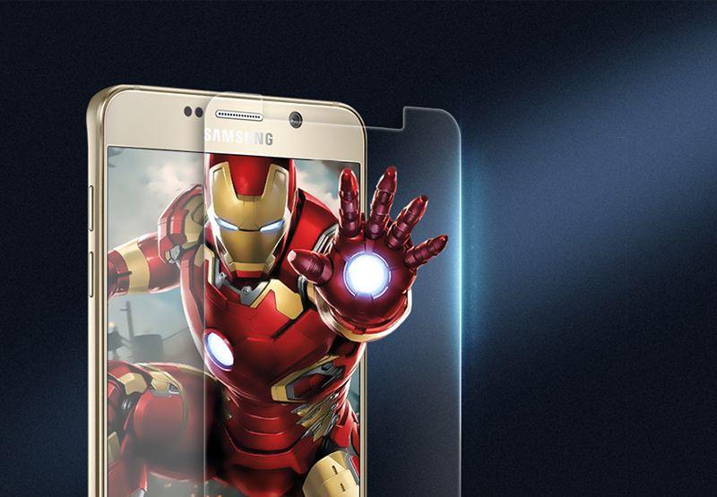 Kính cường lực Samsung Note 5 hiệu Nillkin 9H+ Pro chính hãng