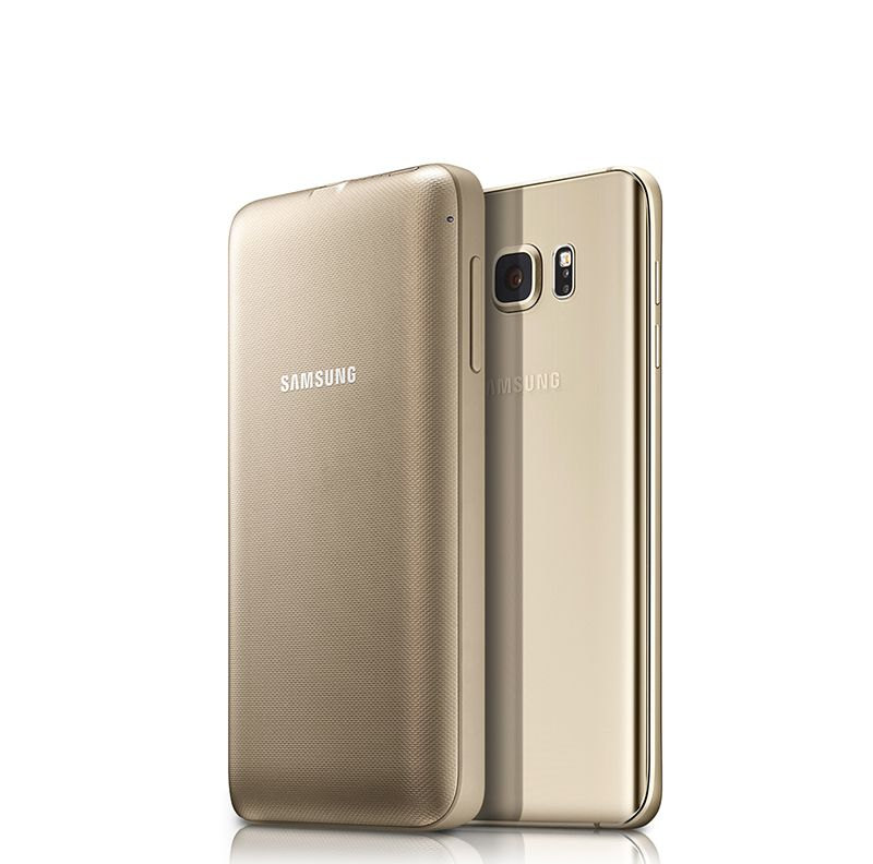 Ốp lưng kiêm sạc dự phòng không dây Samsung Note 5