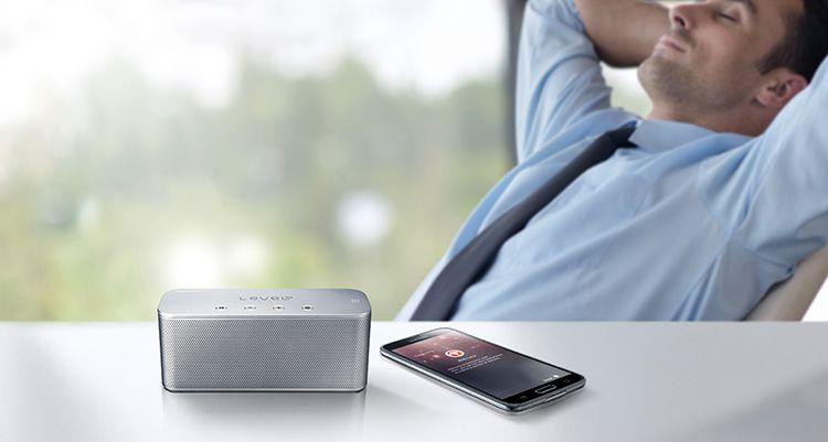 Loa bluetooth Samsung Level Box Mini thiết kế nhỏ gọn