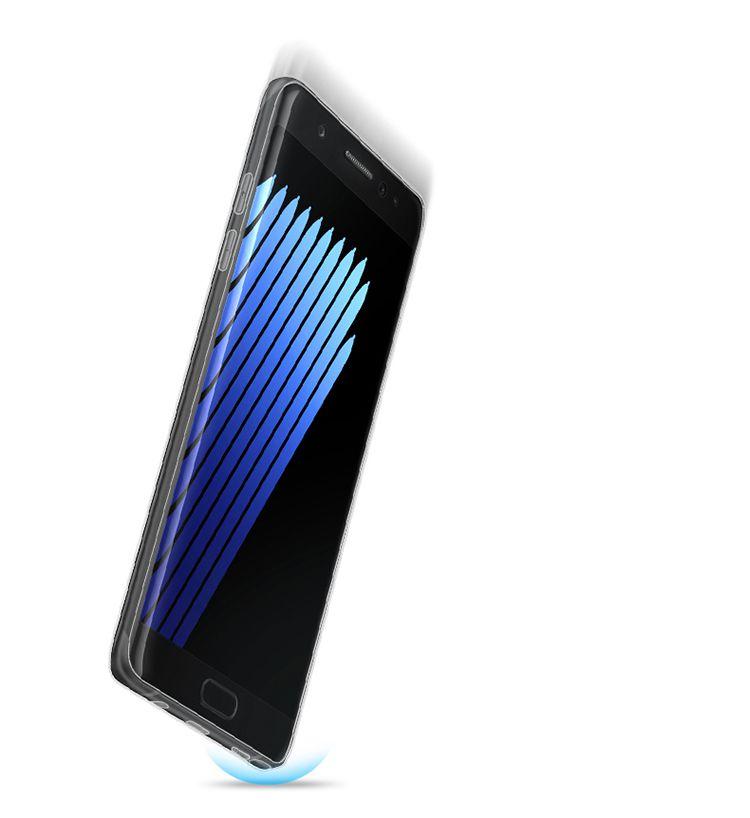 Ốp lưng Silicon Galaxy Note 7 hiệu Hoco